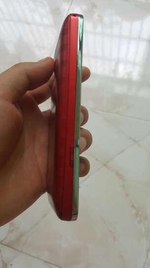 【通话质量好】GF618 老人手机 移动/联通2G 老年手机 女 直板按键 红色  老年版 晒单图