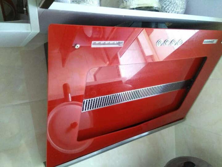 斯丹诺(stanlon) CXW-230-T032抽油烟机侧吸式油烟机脱排油烟机双电机 中国红不包安装 . 晒单图