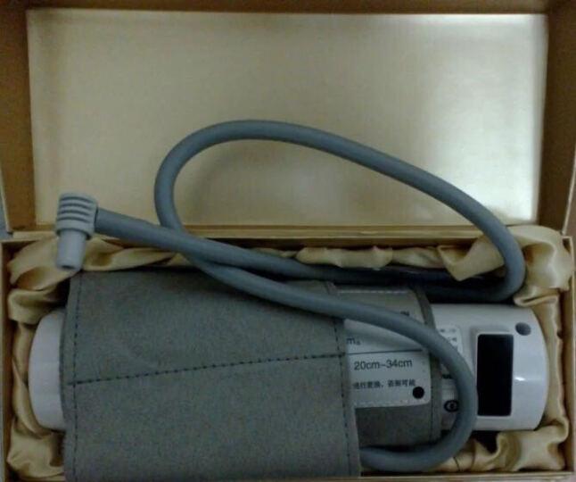 松下(Panasonic) 电子血压计 家用上臂式血压仪器 EW3108WQ 豪华礼盒装 晒单图
