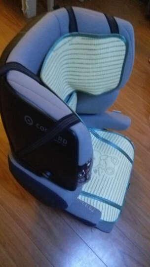 Concord 德国儿童安全座椅PRO 汽车用宝宝婴儿进口9个月-12岁ISOFIX接口 冰川灰-现货 晒单图