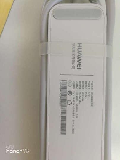 华为(HUAWEI)华为排插 快充版(白色) 晒单图
