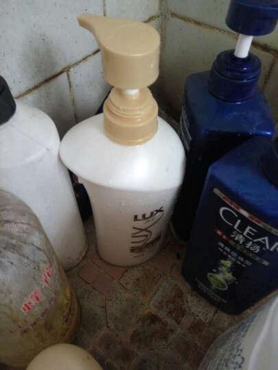 力士(LUX)洗发水护发素Hello Kitty限量装 水亮清爽型小绿钻 (洗发露450ml+精华素450ml)无硅油 晒单图