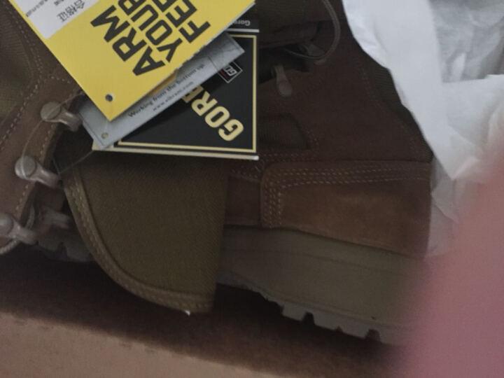 BELLEVILLE 美国百利威军迷靴500海军陆战队防水战斗作战靴EGA沙漠靴子透气进口 美8码 晒单图