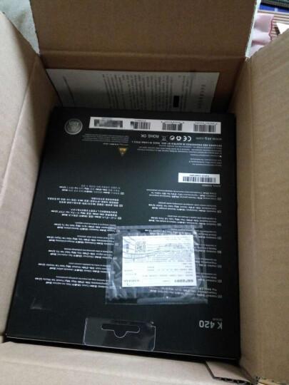 爱科技(AKG)K420 头戴式耳机 折叠便携式手机耳机 重低音 通用 音乐耳机 经典蓝色 晒单图