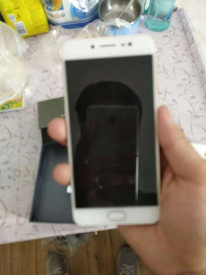 【二手9成新】vivo X7 二手手机 6期免息 玫瑰金 4G+64G 全网通 晒单图