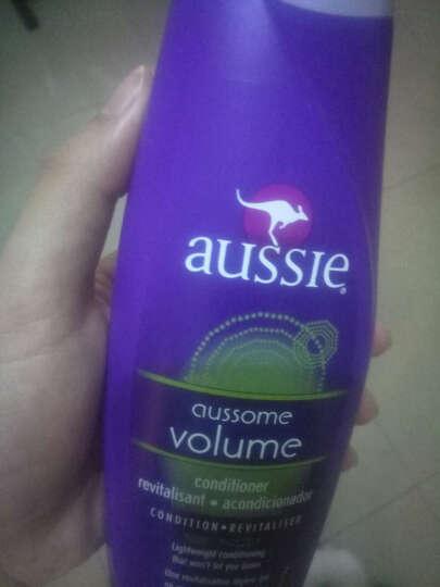 美国 袋鼠(Aussie) 丰盈蓬松控油无硅油护发素 油性发质适用 控油去油 400ml  晒单图