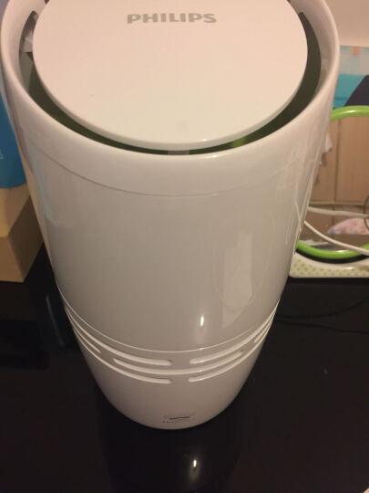 飞利浦 空气加湿器 家用静音 冷蒸发无雾 加湿机 HU4706 白色 晒单图