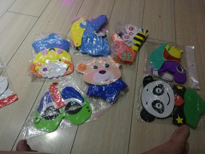 表演幼儿园小动物头饰表演道具卡通帽子小猪兔鸭子狐狸活动 卡通老鼠 晒单图