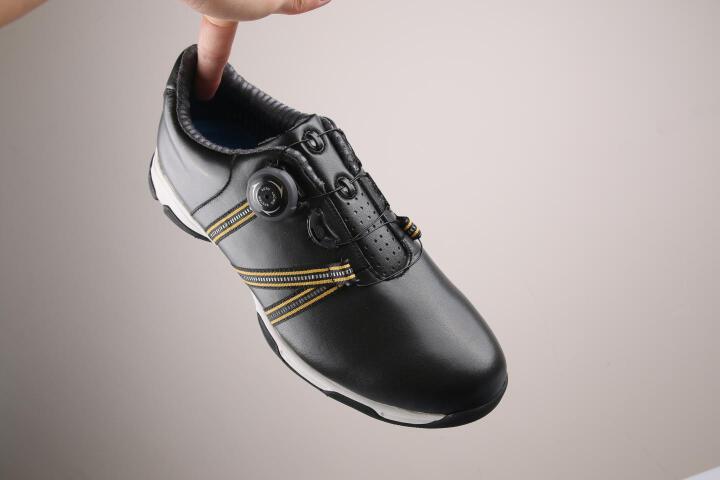 PGM 高尔夫球鞋 男款 防侧滑专利 透气槽设计 45码 晒单图