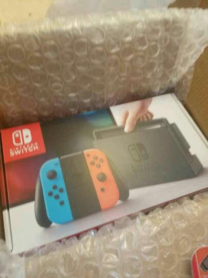 任天堂(Nintendo) 成聚游戏 任天堂Switch NS 掌机 switch主机 港版32G 马里奥奥德赛 限定 官方标配 晒单图