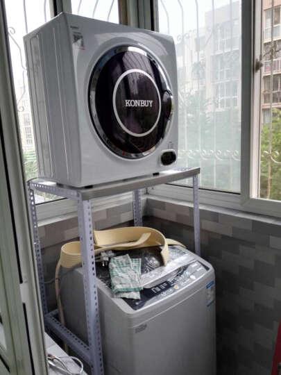 康标GYJ50-88C1-E1家用紫外线杀菌除螨滚筒烘干机干衣机 静音烘衣机 晒单图