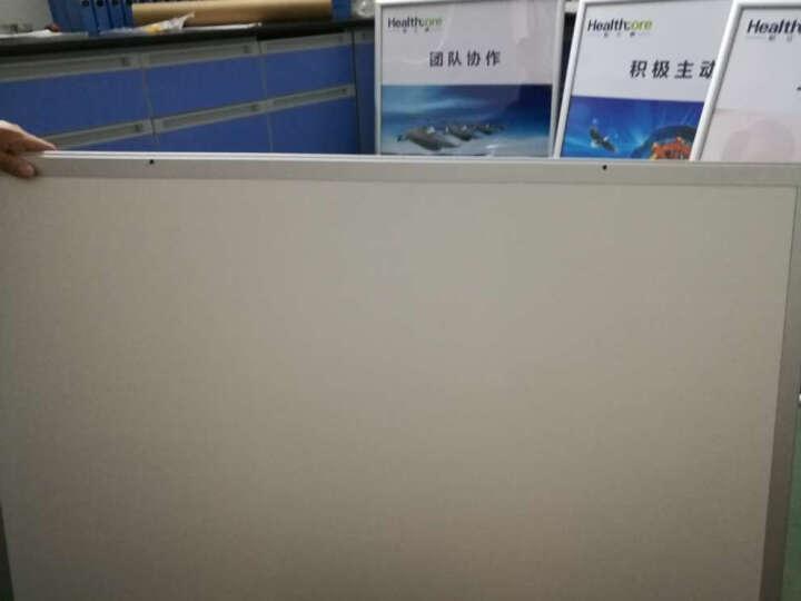 岱岳 铝合金相框 定制 开启式电梯广告框 写真 海报框架铝合金画框 哑银圆角 (50*70)cm 晒单图