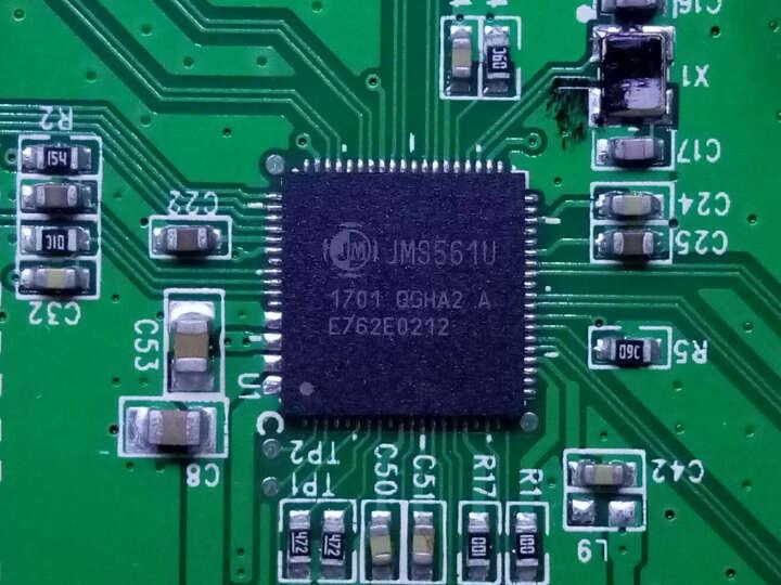 优越者2.5/3.5英寸单盘位硬盘底座 USB3.0机械/SSD固态硬盘盒 笔记本外接硬盘盒子1091SL 晒单图