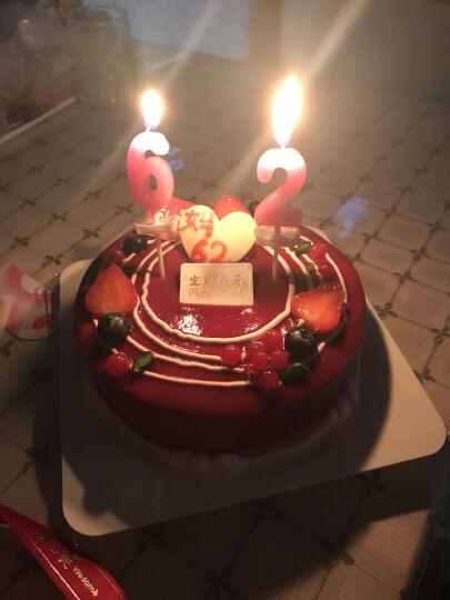 味多美 生日蛋糕 慕斯蛋糕 天然奶油 同城配送北京 草莓多芬慕斯 直径15cm 晒单图
