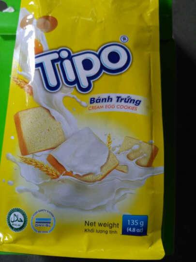 越南进口零食 Tipo面包干135g/袋 友谊牌奶蛋酥脆面包干饼干 晒单图