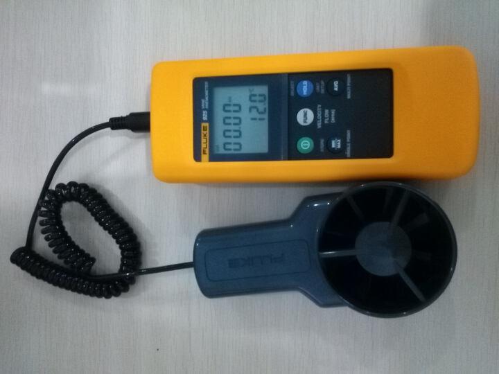 福禄克(FLUKE) F923 热敏式风速仪 风速计 风速表 晒单图