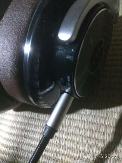 绿联(UGREEN)3.5mm公对公音频线 AUX线镀银车用 iPhone手机音响连接线 耳机电脑对录线 棉网款 1.5米 40780 晒单图