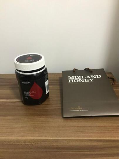 蜜滋兰(mizland) 新西兰进口多花种蜂蜜 1000g 天然百花纯蜂蜜 晒单图