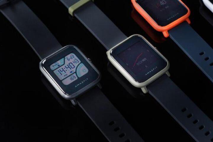 AMAZFIT 米动手表青春版 华米科技出品 智能手表 运动手表 心率 睡眠 GPS 蓝牙 通知 曜石黑 晒单图