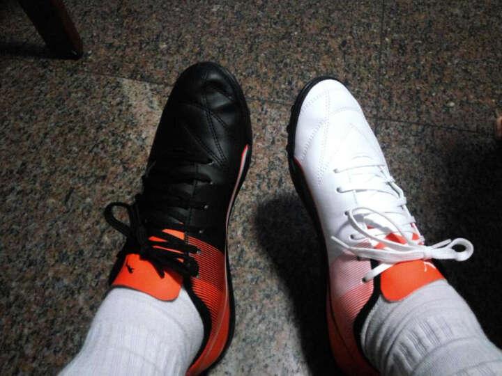 PUMA彪马官方 Adreno II TT King 男子 足球鞋 103471 黑色-白色-岩浆红06 44 晒单图