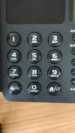 润普(Runpu)芯片数码录音电话座机/USB电脑备份密码管理/商务办公客服行政值班 X1501 内置芯片 1500小时 录音电话机 晒单图
