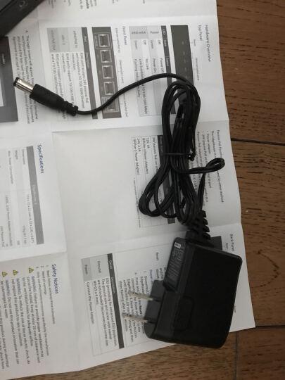 UBNT 有线路由器千兆迷你5口家用企业级 ER-X 光纤宽带接入PoE供电 晒单图