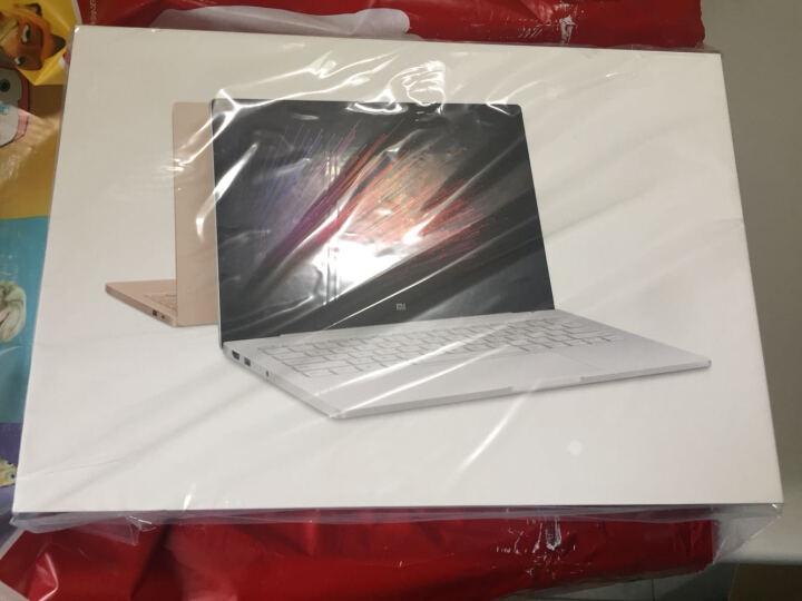 小米(MI)Air12.5英寸全金属超轻薄笔记本电脑(Core M-6Y30 4G 128G SSD固态硬盘 全高清屏 WIN10) 银 晒单图