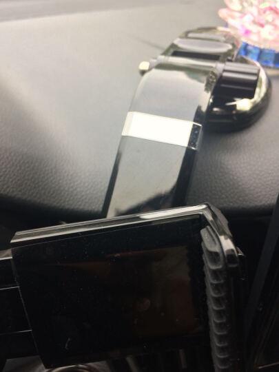 朗客 多功能手机支架 吸盘黏贴式适用于车载/桌面/床头/办公 趴趴汽车支架手机固定架 通用3.5-6英寸手机或导航设备 黑色 晒单图