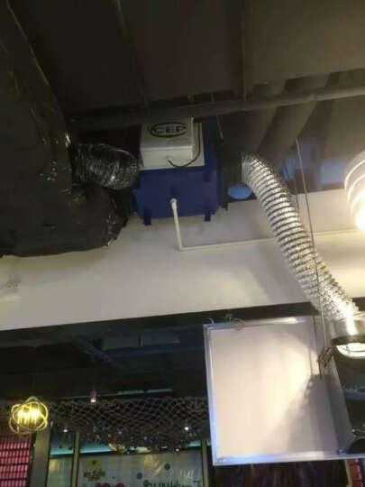 乐创(lecon)油烟净化器商用餐饮饭店厨房酒店环保静电分离器2000风量4000 4000风量 晒单图