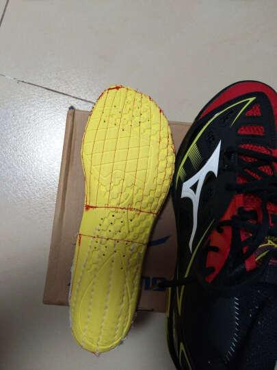 MIZUNO 美津浓WAVE FANG  RX RV VS男女羽毛球鞋减震防滑耐磨运动鞋 VS 黑色 141027 38.5=245MM 晒单图