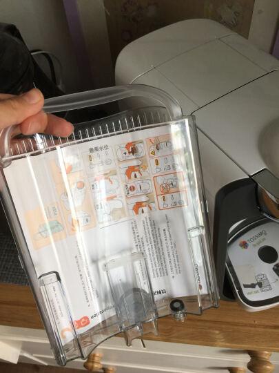 博世(BOSCH)咖啡机Tassimo胶囊咖啡机全自动花式VIVY2-TAS1404CN 糖果白 晒单图
