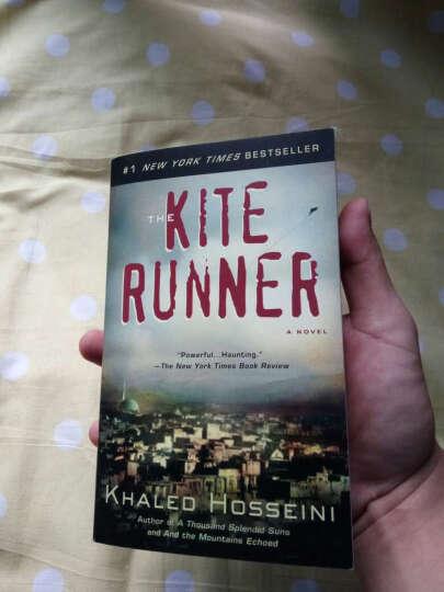 现货 追风筝的人英文原版小说英文版The Kite Runner 进口原版 卡勒德.胡赛尼 晒单图