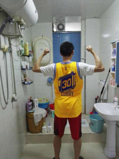 NBA 阿迪达斯 勇士 库里 篮球服 Swingman球衣 ADS1446A 图片色 M 晒单图