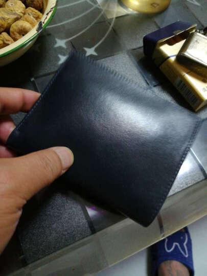 夏利豪 CHARRIOL男士休闲头层牛皮横款钱包大容量多卡位商务时尚男票夹 CF732-4181 晒单图