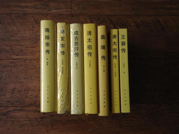 唐太宗传:历代帝王传记 晒单图