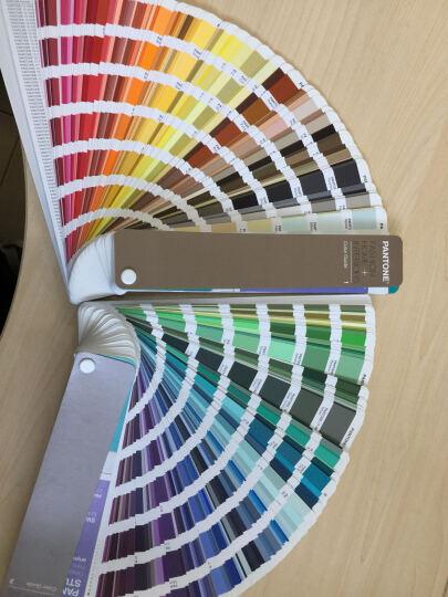 新版PANTONE彩通国际标准色卡TPX服装纺织升级版TPG色卡FHIP110N 晒单图