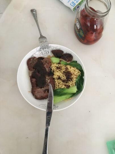 伊赛 菲力西冷家庭牛排套餐1400g 10袋 生鲜牛肉 谷饲调理 晒单图