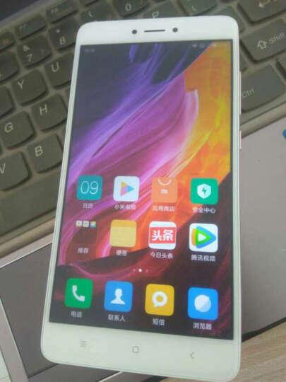 小米 红米Note4X 全网通版 3GB+16GB 磨砂黑 移动联通电信4G手机 晒单图