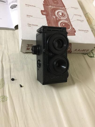 大人的科学:复古双反照相机 (附日本原装模型套装) 晒单图