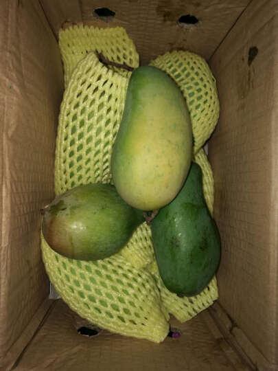 金玉寿 攀枝花凯特芒果2.5kg  单果约500g-1250g  晒单图