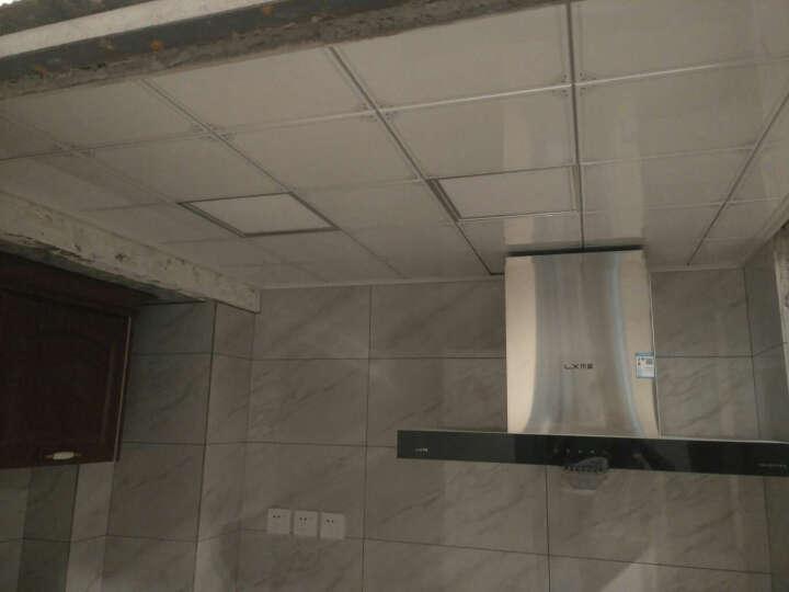 塞纳春天 浴霸 集成吊顶浴霸 嵌入式风暖多功能浴霸 薄机身浴霸 SN-M11-02X 1厨1卫套餐 晒单图