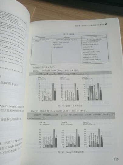 架构大数据:大数据技术及算法解析 晒单图