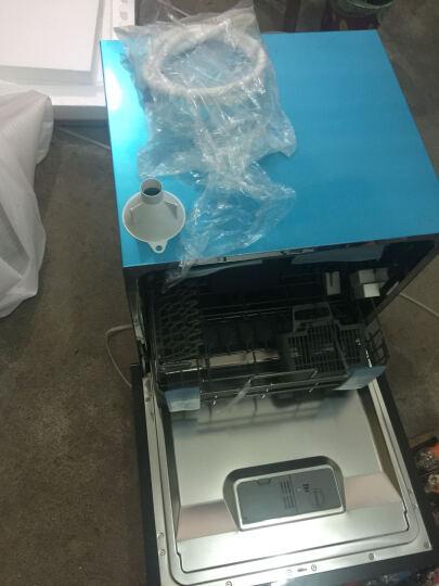 惠而浦(whirlpool) 8套 全自动智能除菌嵌入式家用洗碗机ADP10T9391B 晒单图