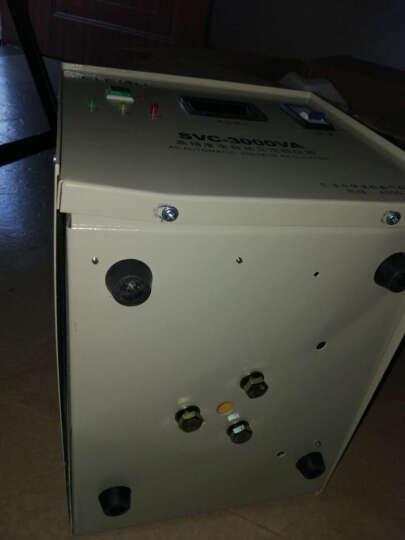 伊莱科 3000W数显全自动家用交流稳压器电脑空调稳压器SVC-3KVA 晒单图