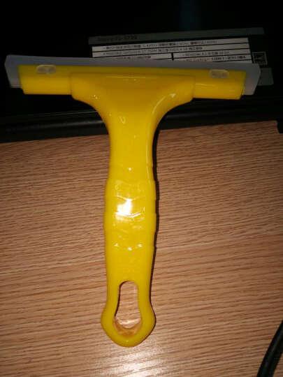 点缤 加长汽车用牛筋刮雪板 车用牛筋刮板 汽车免划痕刮水板 汽车贴膜工具 A30双T型硅胶水刮 晒单图