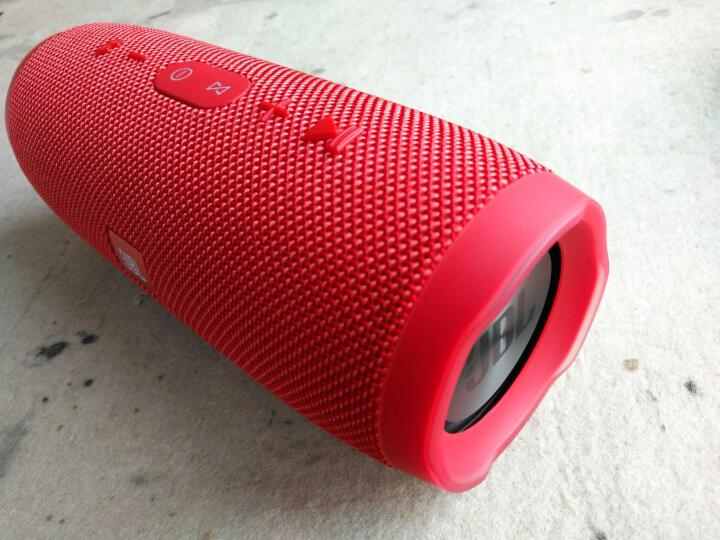 JBL Charge3 无线蓝牙音箱 jbl音箱低音炮 户外防水便携式音响 音乐冲击波3代 音频线(赠品非卖品无需拍下 颜色随机发 ) 晒单图