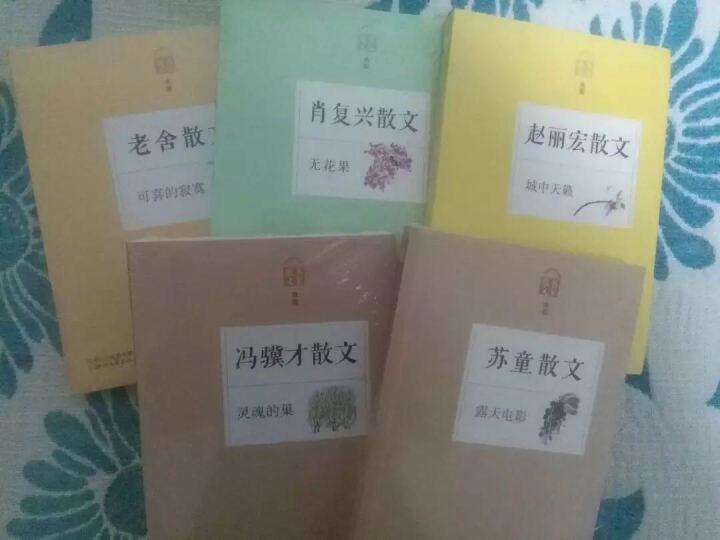 名家散文典藏·汪曾祺散文:随遇而安 晒单图