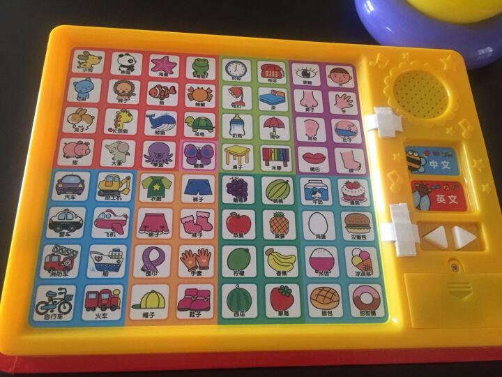 南极熊有声读物系列:幼儿认知有声学习书 晒单图