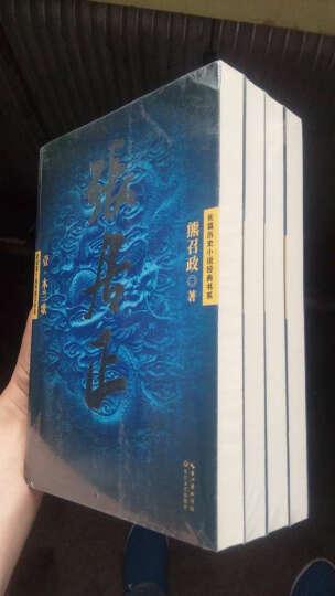 张居正/长篇历史小说经典书系(套装全4册) 晒单图