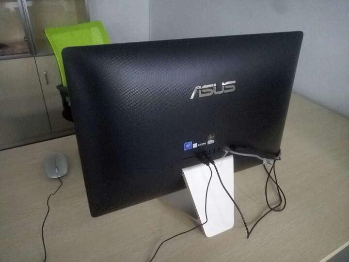 华硕(ASUS) 一体机电脑傲世V221全高清21.5英寸家用商务办公台式机 精灵白-双核 1Tb硬盘 核显 无线键鼠 晒单图